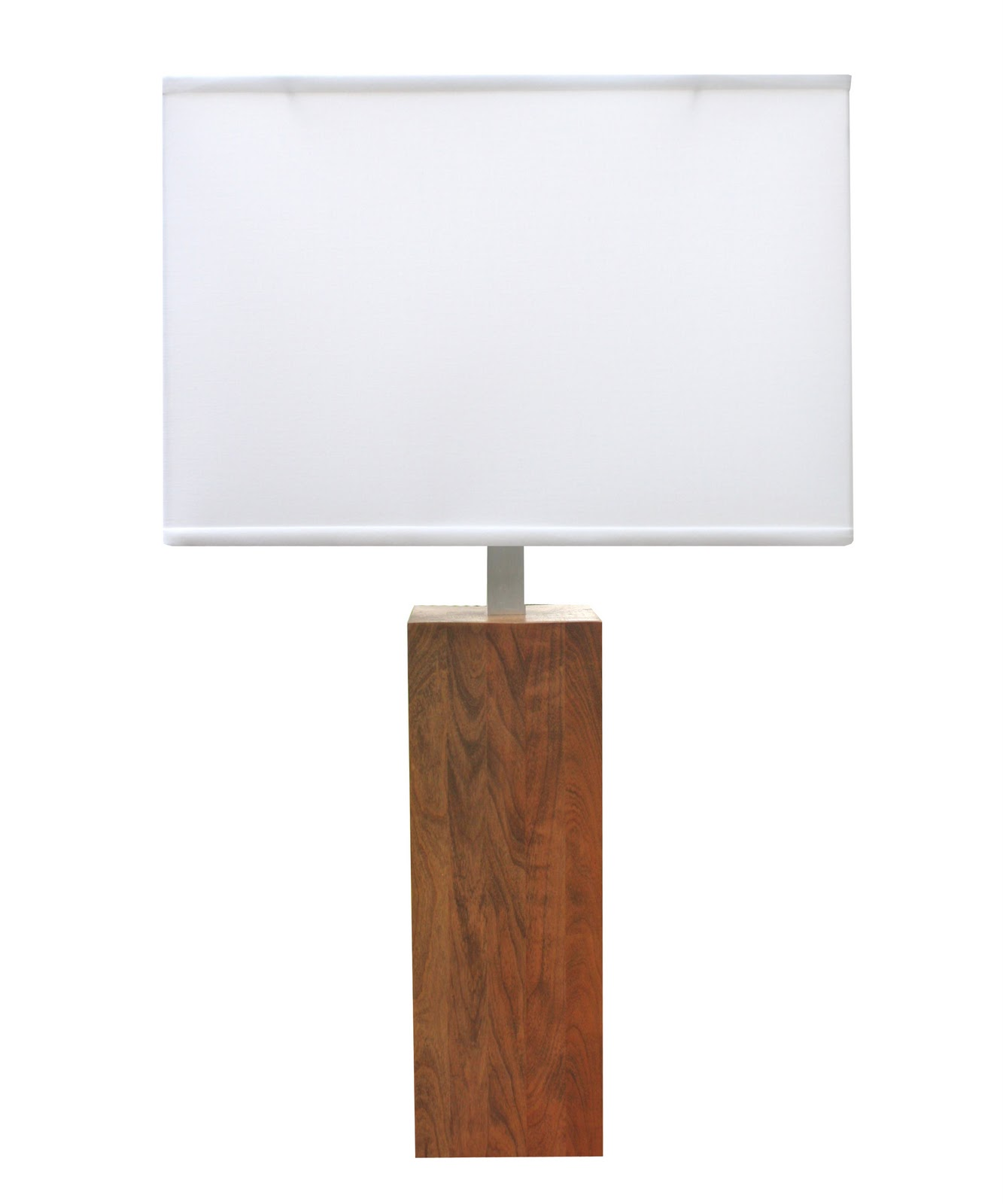 High Street Market: Winston Wood Table Lamp