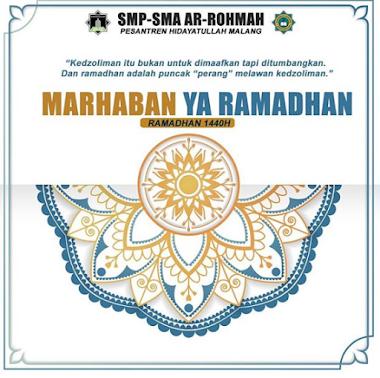 Berbagi Kebahagiaan Qabla Ramadhan