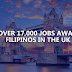 Jobs Filipinos can get in UK and their basic salaries