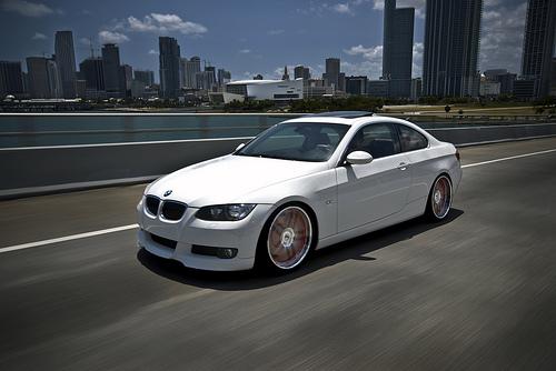 2008 BMW 335Xi >> COCHES BMW: BMW 335I