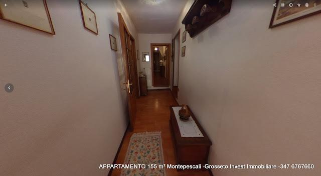 Grosseto, frazione Montepescali,  vendesi appartamento nel centro del paese, 155mq buone condizioni generali. Grosseto Invest di Luigi Ciampi