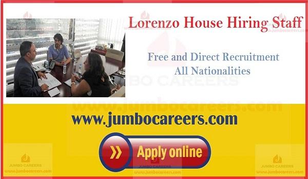 Available UAE job vacancies, Recent Dubai jobs with salary,