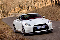 2012 MY car auto Nissan GT-R Égoïste official press media photo image picture high resolution original source facelift revised new generation enhanced restyled special exclusive edition