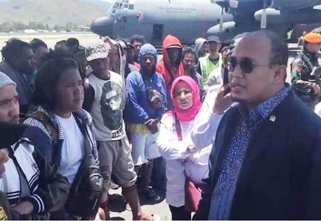 Serang Demokrat, Gerindra: di Saat Lu Nyinyirin Prabowo, Kita Sudah di Wamena, Jokowi Mana?