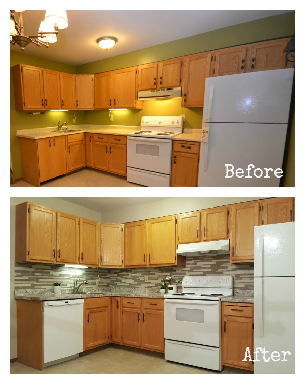 3 day kitchen cabinets mamaeatsclean a honey oak kitchen with white appliances 10150