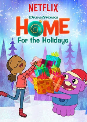 DreamWorks Home For the Holidays 2017 DVD R4 NTSC Latino