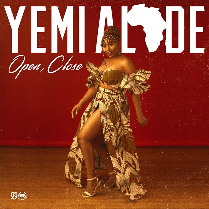 (LG Music) Yemi Alade – Open Close
