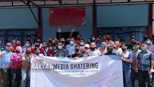 Gathering  Bersama Awak Media, Theo Adrianus Purba : Semoga Media dan Lembaga Pemasyarakatan Dapat Berkolaborasi Mendukung Resolusi Pemasyarakatan 2020