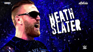Heath Slater Miller Smackdown Raw 2016