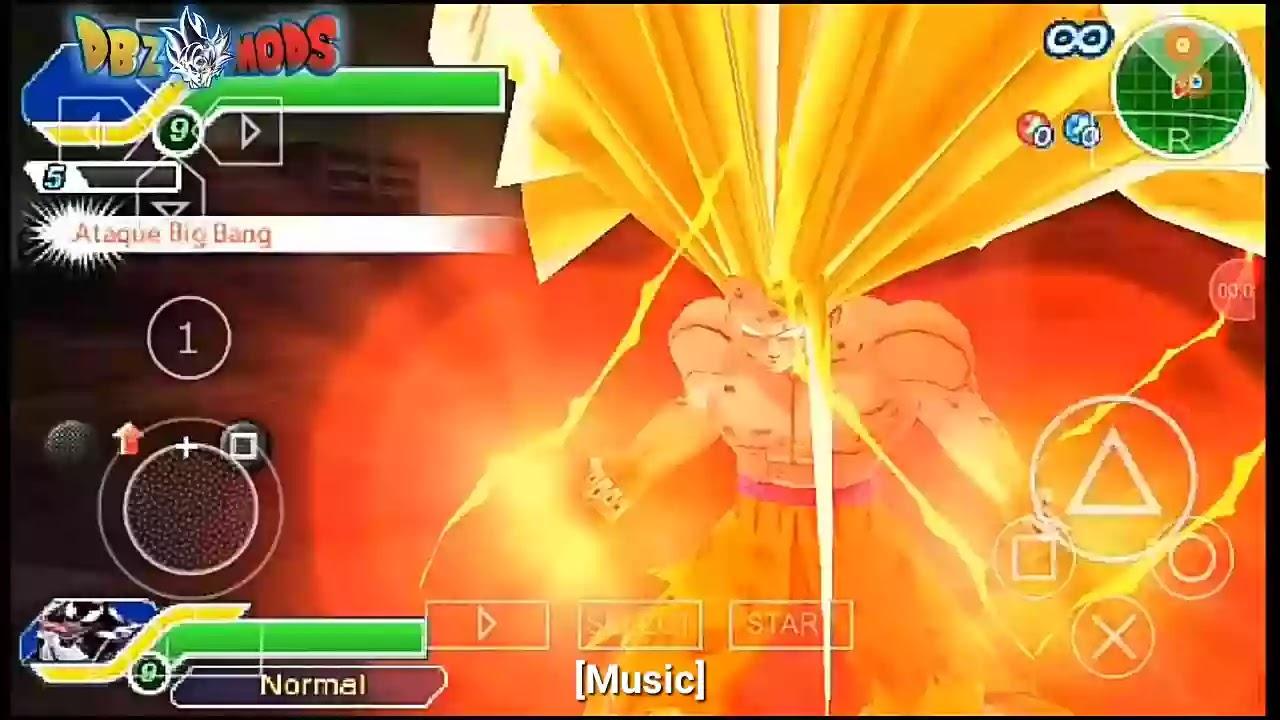 Goku SSJ100 Form DBZ TTT MOD