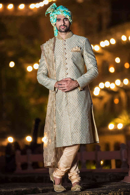Indian traditional Wedding Groom Dress 2020