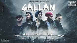 Gallan Lyrics - Deep Kalsi, Fateh, Krsna, Harjas & Karma