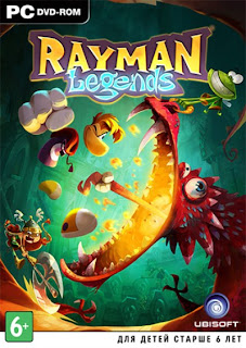 Rayman: Legends Highly Compressed PC Game Free Download