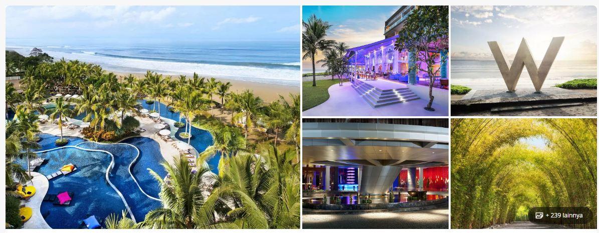 W Resort Bali Seminyak