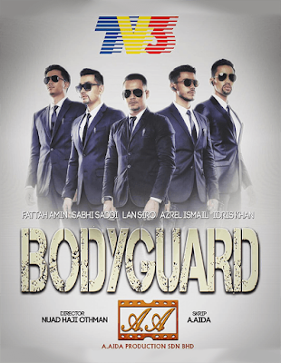 Bodyguard Aksi TV3