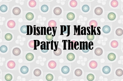 Disney PJ Masks Party Supplies