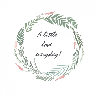 A little love everyday!