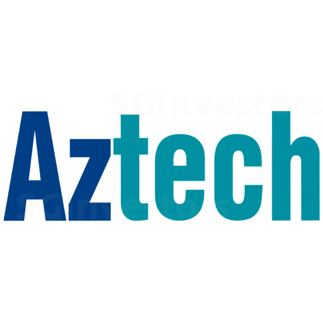 AZTECH GROUP LTD. (AVZ.SI) @ SG investors.io