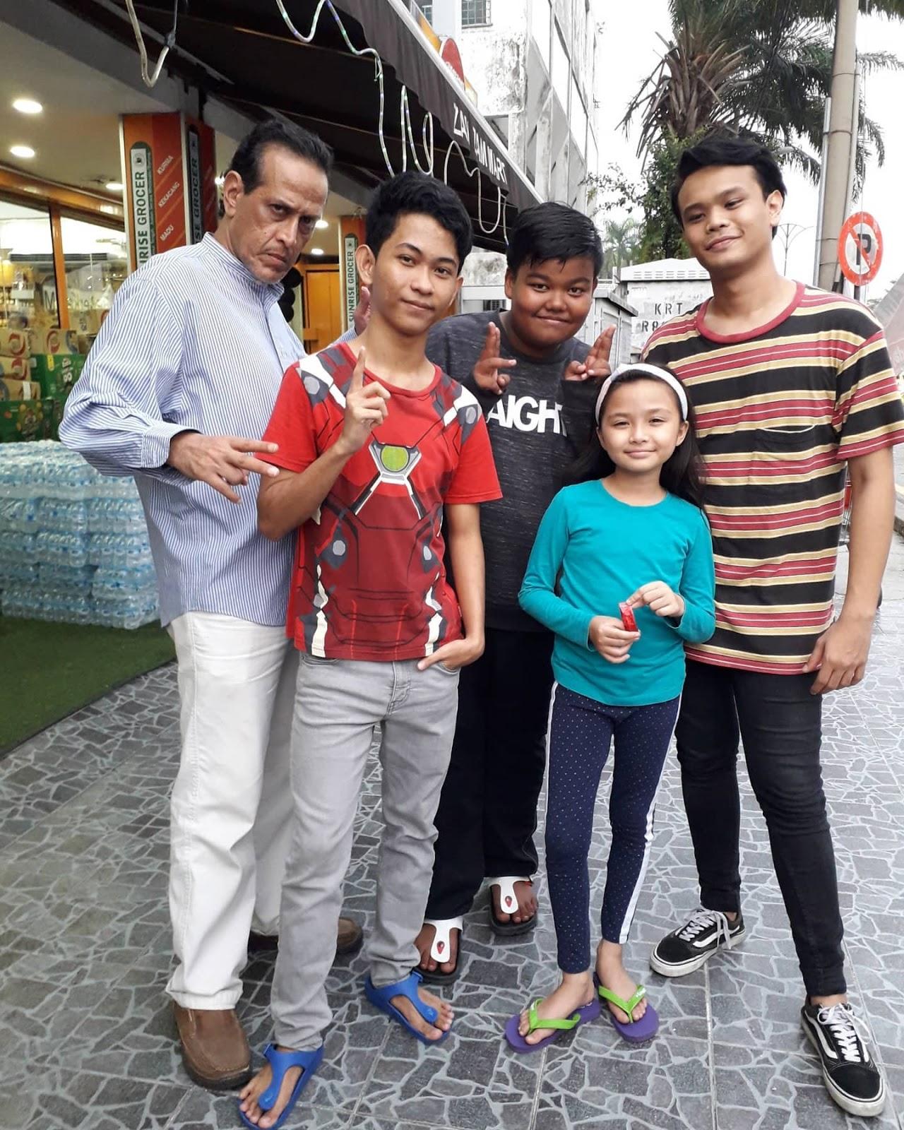 Pelakon Anak-Anak Tamar