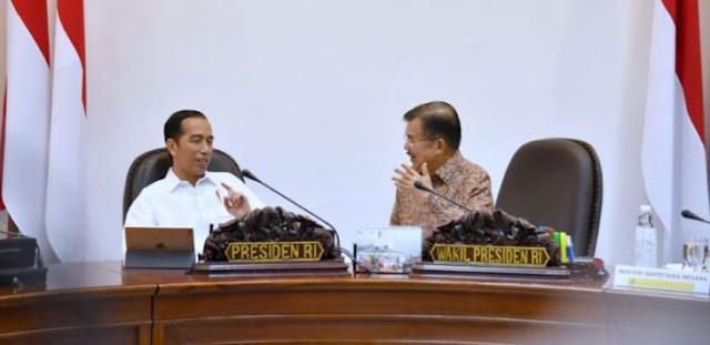 Fahri Hamzah: JK Cawapres karena Jokowi Kebingungan
