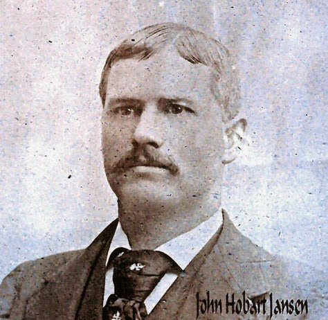 John Hobart Jansen - First Waukegan Fireman to Die in Line of Duty