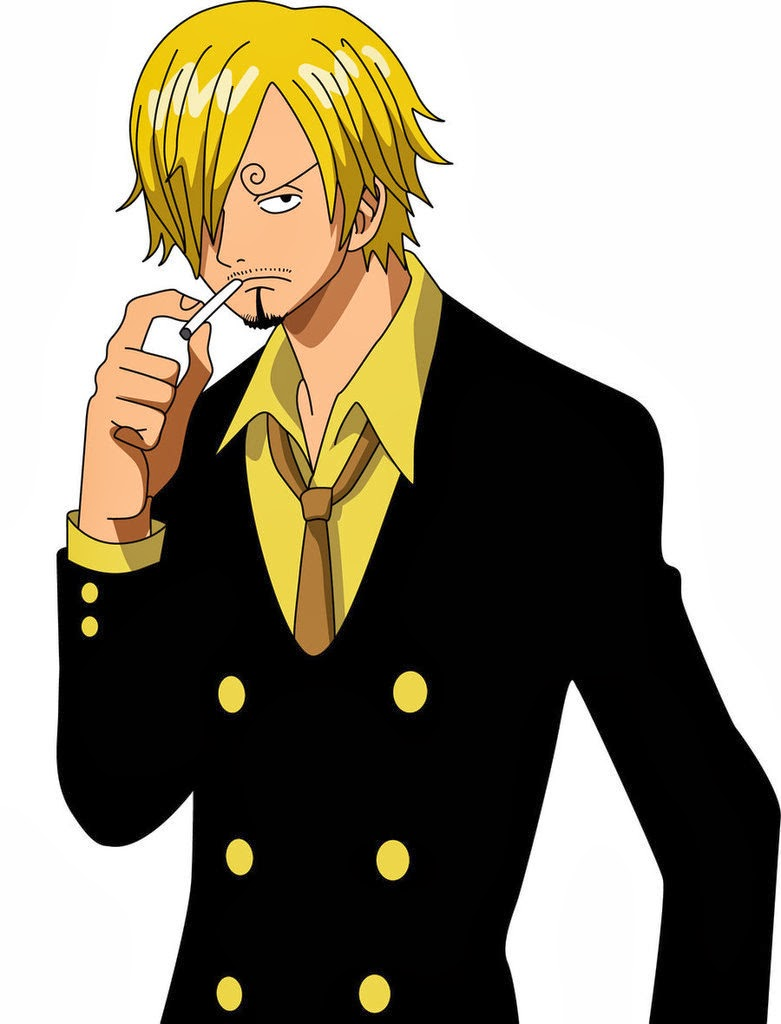 The Ultimate Anime Blog: Top 5 One Piece Characters