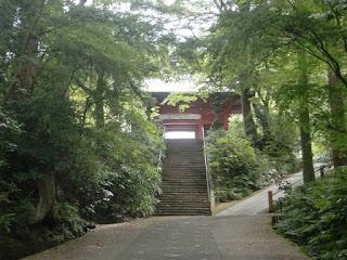 鎌倉妙本寺