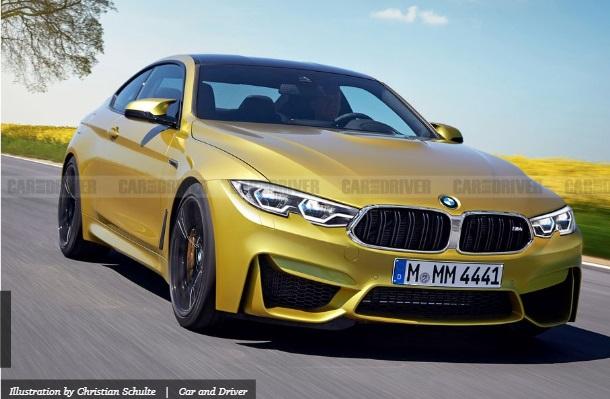 BMW seri M3/M4 tahun 2021 sumber caranddriver
