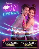 Concierto de Disney BIA en Colombia
