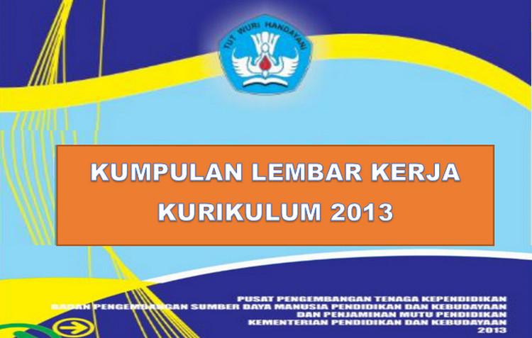 Download Lembar Kerja Lk 1 1 S D Lk 1 6 Kurikulum 2013