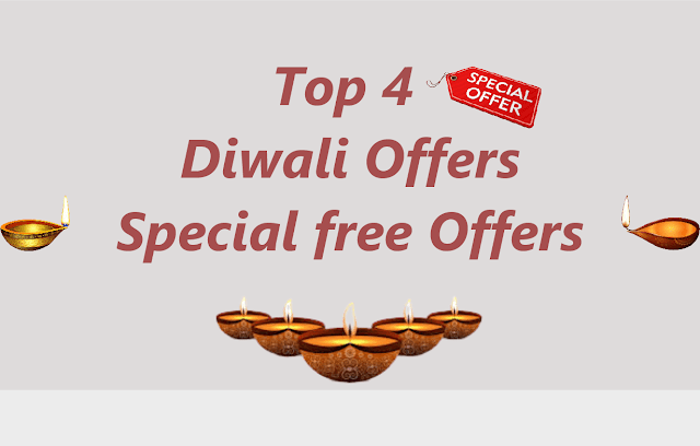 Top 4 best diwali products, Top 4 best diwali offers in 2019, Top 4 best mobiles list