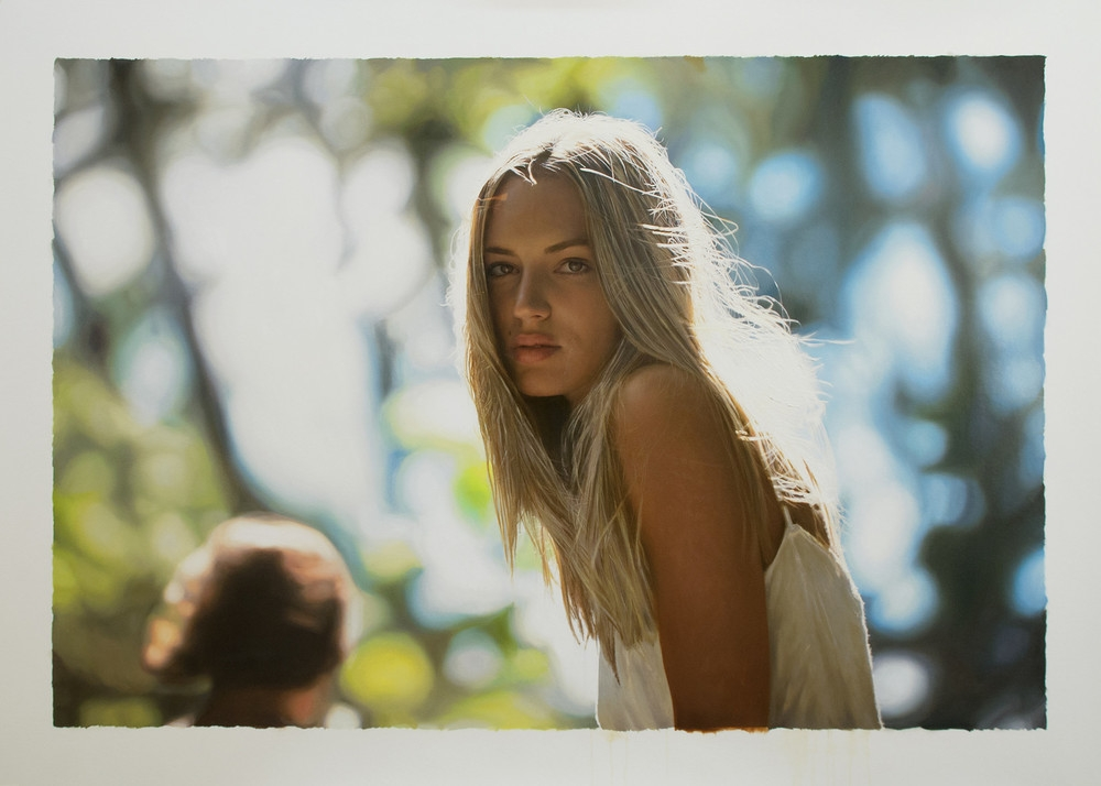 11-Fiction-of-Distance-Yigal-Ozeri-Realistic-Photo-like-Oil-Paintings-www-designstack-co