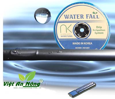 Dây nhỏ giọt dẹp 16mm - Q160220 - Hàn Quốc