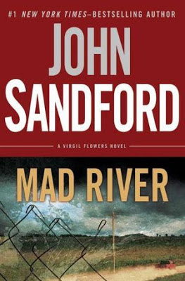 Mad River By John Sandford - book cover
