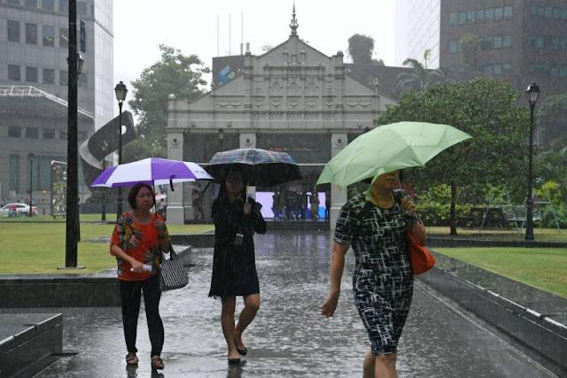 thời tiết singapore có lạnh không - Giới thiệu về thời tiết và khí hậu ở Singapore