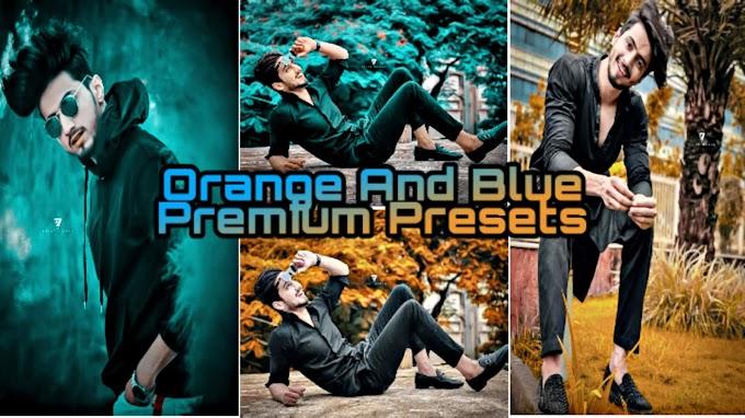 Aqua Orange And Blue Premium Xmp Top Lightroom Presets Free Download