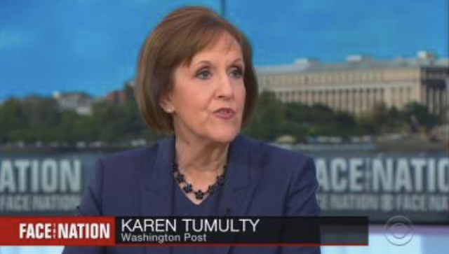 Washington Post's Tumulty Pleads for Barack Obama to Save Nation from Trump