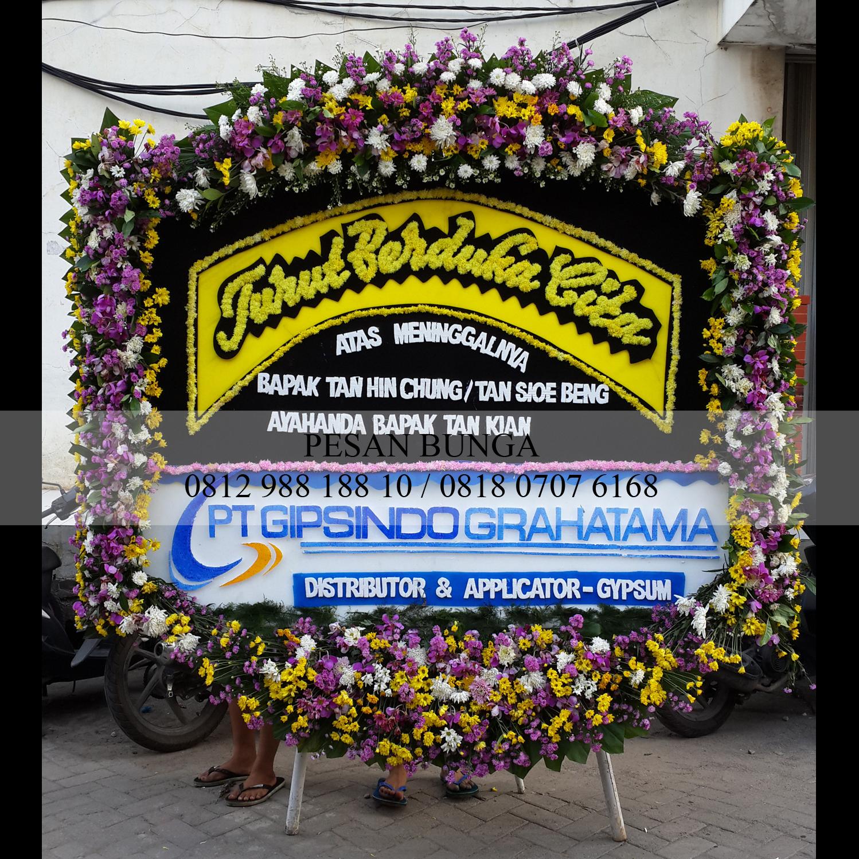 Bunga Duka Cita   0818 0707 6168   Toko Bunga Jakarta
