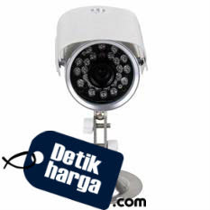 Best CT Outdoor USB CCTV with Micro SD slot -Silver