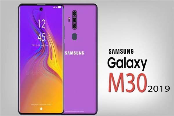 مواصفات هاتف GALAXY M30 المرتقب من سامسونج