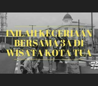wisata kota tua jakarta, 4 tempat favorit di kota tua jakarta, akses ke kota tua jakarta, jalan jalan di kota tua jakarta, Vihara Dharma Bhakti (Kim Tek Le), Kopi Es Tak Kie, Rujak Shanghai Encim Pancoran, dan Pantjoran Tea House, Toko Merah, Museum di Jakarta, Museum Fatahillah, Meriam Si Jagur, instagramable di Kota tua jakarta, makanan di kota tua jakarta, astra, happyone, happytrip, asuransi perjalanan, happyhome, happyme, happiness race, tebak-tebakan, teka teki, transjakarta, busway, commutter line, sejarah kota tua jakarta, fennibungsu, fenni wardhiati, hiburan di koota tua jakarta, klenteng di glodok, rujak enak, es kopi,