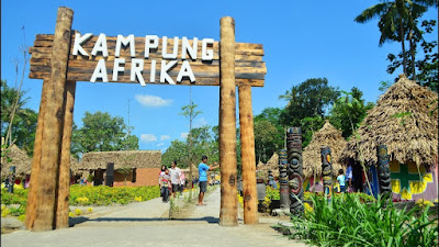 Kampung Afrika di Kota Blitar