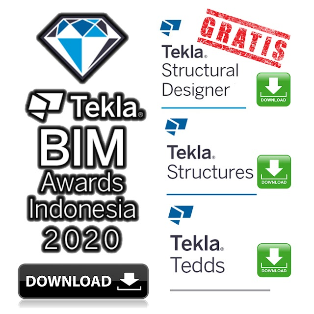 Tekla 2020 Collection (T. Structure, T. Strucure Designer, T. Tedds)