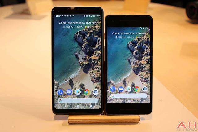 google-pixel-2-xand goole-pixel-2