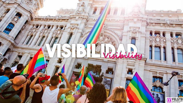 Manifestación del Orgullo en Madrid en 2017