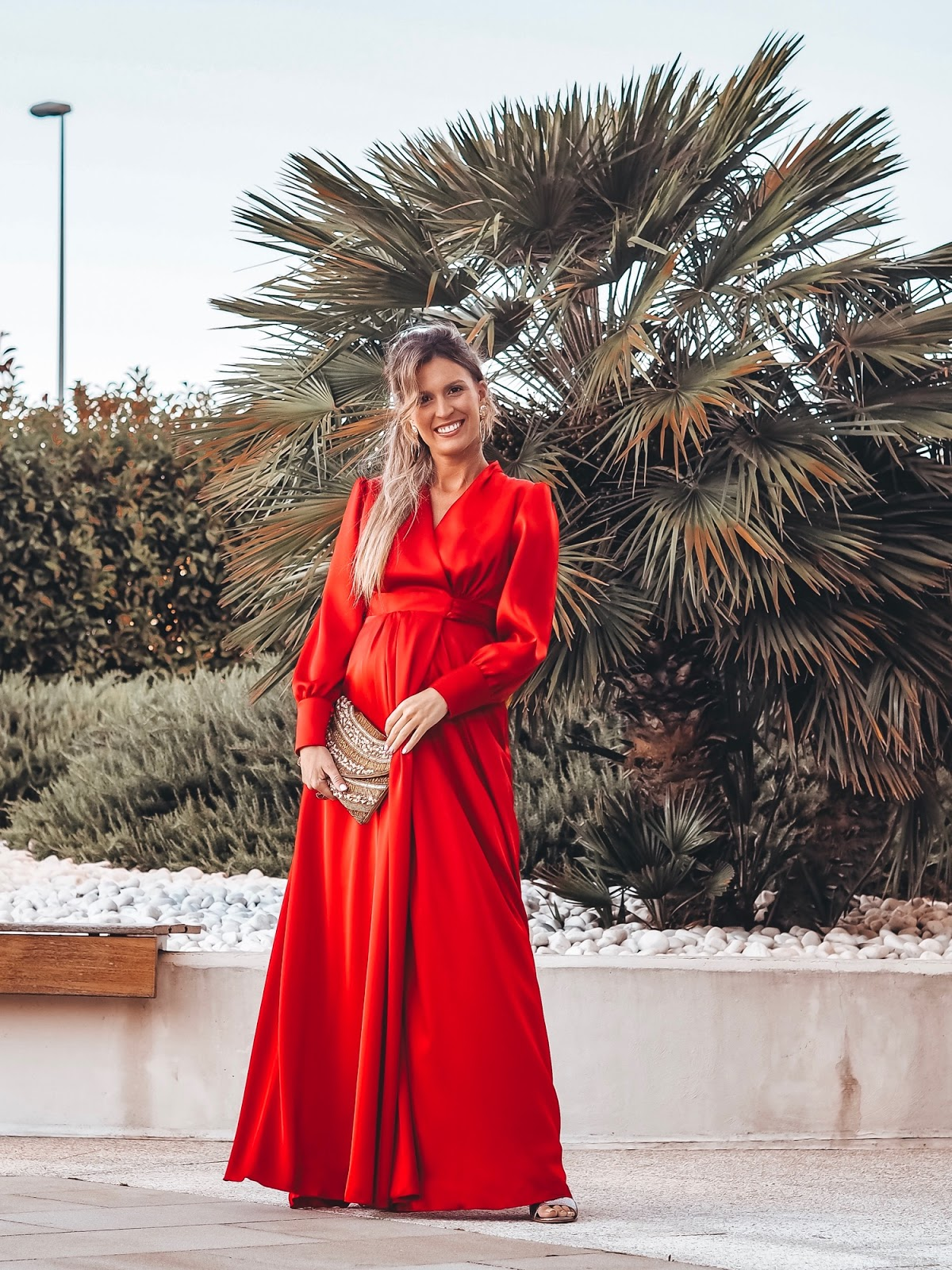 invitada noche embarazada 2019