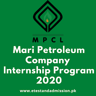 Mari Petroleum Internship Program 2020
