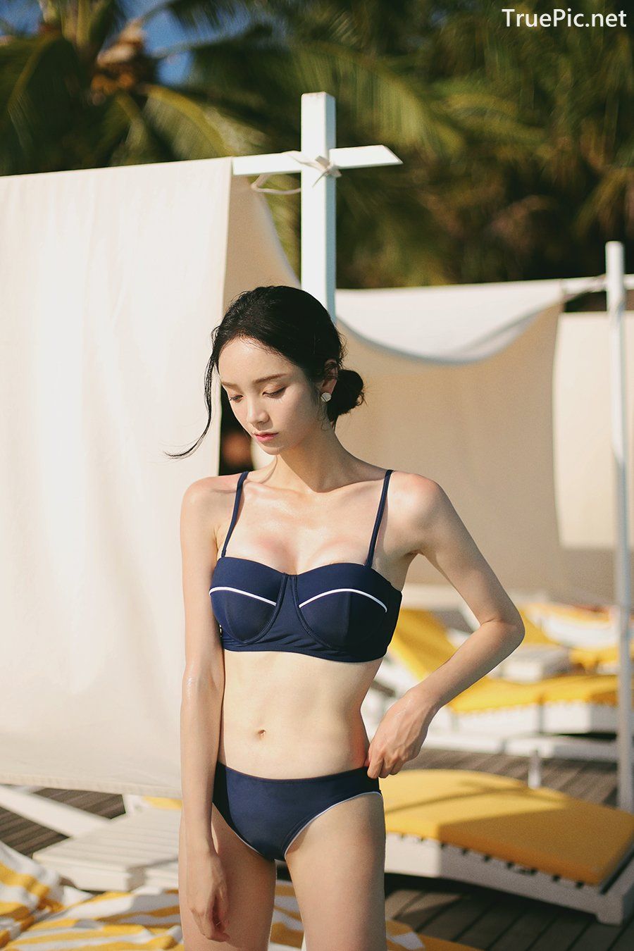Image Korean Fashion Model - Jeong Hee - Bikini That Stained My Heart - TruePic.net - Picture-2