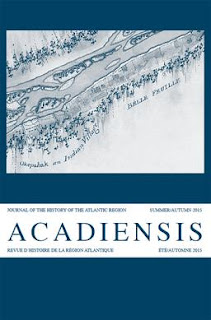 Acadiensis: Journal of the History of the Atlantic Region