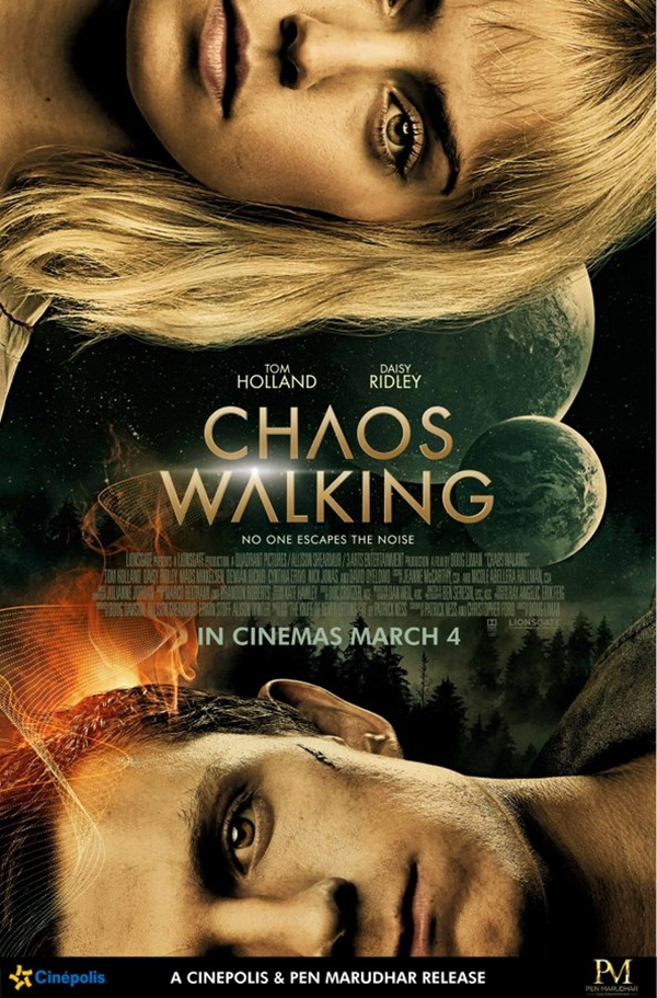 Chaos Walking: Box Office, Budget, Cast, Hit or Flop, Posters, Release, Story, Wiki